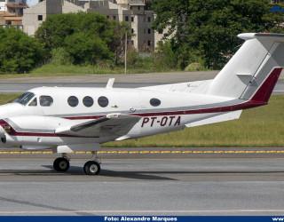 AeroTv - King Air F 90 PT-OTA