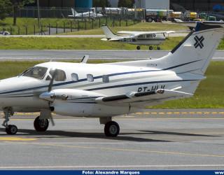 AeroTv - Embraer Xingú II PT-WLV