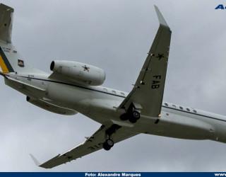 AeroTv - Embraer VC-99B FAB2580