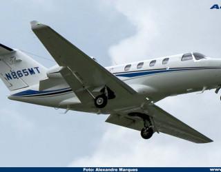 AeroTv - Cessna CitationJet M2 N865MT
