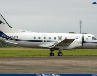 AeroTv - Embraer EMB-120 Brasilia PT-SXP