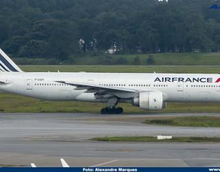 AeroTv - Boeing 777 da Air France F-GSPI