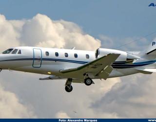 AeroTv - Cessna Citation Excel PT-WYU