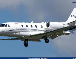 AeroTv - Cessna 560XL Citation Excel PT-MSK