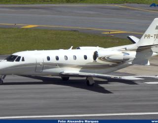 AeroTv - Cessna Citation 560XLS Excel PR-TEN