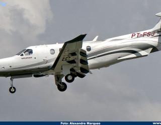 AeroTv - Pilatus PC-12 PT-FSJ