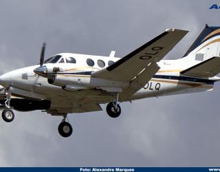 AeroTv - Beech C90 King Air PT-OLQ