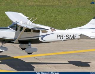 AeroTv - Cessna T206H PR-SMF