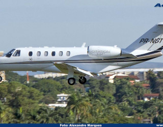 AeroTv - Cessna CitationJet CJ2+ PR-NGT