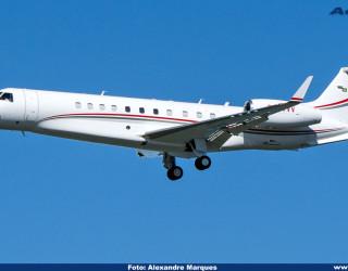 AeroTv - Embraer Legacy 600 PP-VVV