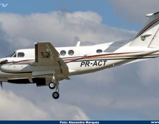 AeroTv - Beech B200 Super King Air PR-ACT