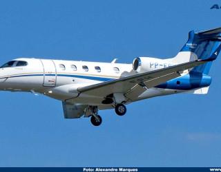 AeroTv - Embraer Phenom 300 PP-EPH