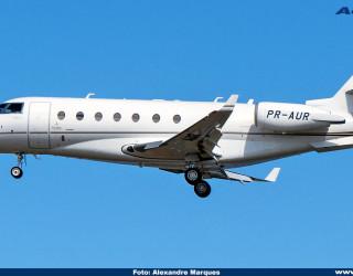 AeroTv - Gulfstream G200 PR-AUR