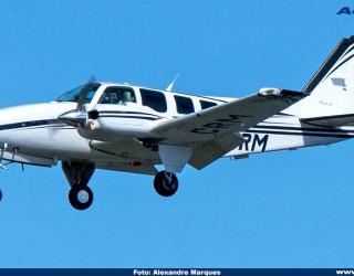 AeroTv - Beech 58 Baron PR-CRM