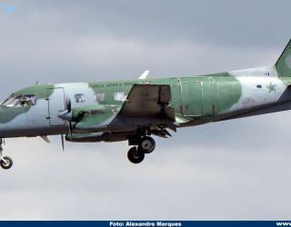 AeroTv - Embraer C-95AM Bandeirante FAB2286