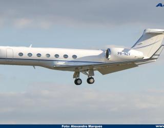 AeroTv - Gulfstream G550 PR-NZV