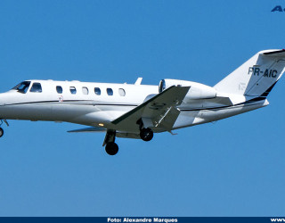 AeroTv - Cessna CitationJet Cj2+ PR-AIC