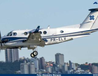 AeroTv - Beech B200GT Super King Air PR-ELV