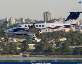 AeroTv - Beech B350 Super King Air PP-KIA