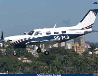 AeroTv - Piper PA-46 Meridian PR-FLS