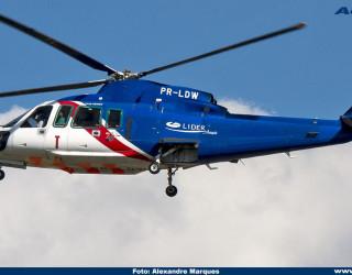 AeroTv - Sikorsky S-76C PR-LDW