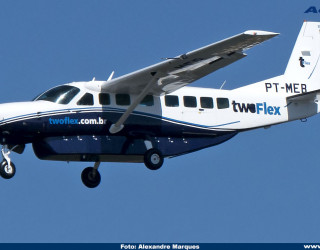 AeroTv - Cessna 208B Grand Caravan PT-MEB