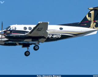 AeroTv - Beech 200 King Air PR-MOG