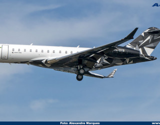 AeroTv - Global 6000 PR-DYB