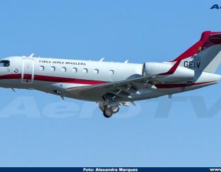 AeroTv - Embraer Legacy 500 FAB3603