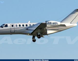 AeroTv - Cessna CitationJet CJ3 PR-ADL