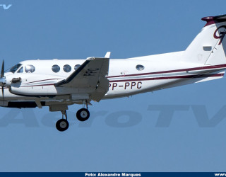 AeroTv - Beech B200GT Super King Air PP-PPC
