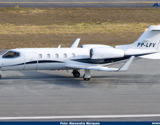 AeroTv - Learjet 31 PP-LFV