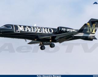 AeroTv - Learjet 40 PR-WSB