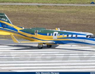 AeroTv - Learjet 45 PR-HVN