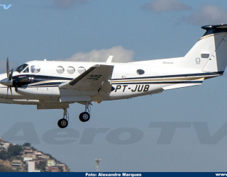 AeroTv - Beech B200GT Super King Air PR-JUB
