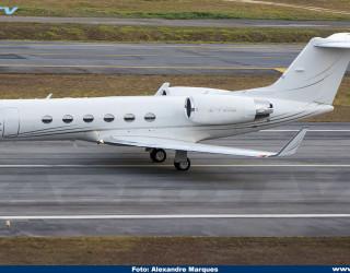 AeroTv - Gulf GIV C-FORB