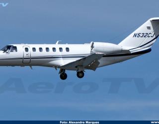 AeroTv - Cessna Citation Cj3 N532CJ