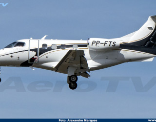 AeroTv - Embraer Phenom 100 PP-FTS