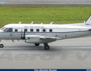 AeroTv - Embraer C-95C Bandeirante FAB2338
