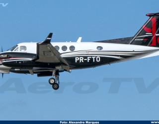 AeroTv - Beech B200GT Super King Air PR-FTO