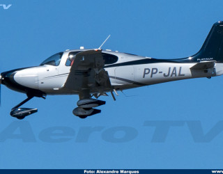AeroTv - Cirrus SR22 PP-JAL