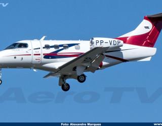 AeroTv - Embraer Phenom 100 PP-VDP