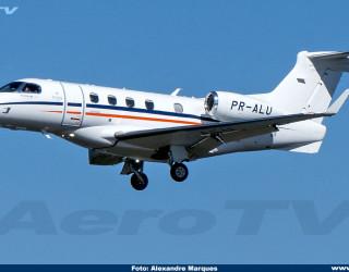 AeroTv - Embraer Phenom 300 PR-ALU