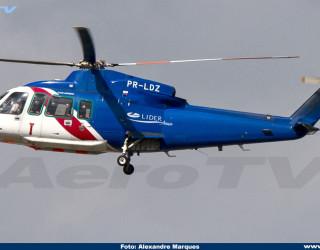 AeroTv - Sikorsky S-76 PR-LDZ