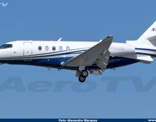 AeroTv - Cessna Citation Latitude N920CL