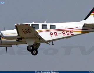 AeroTv - Beech G58 Baron PR-SSE