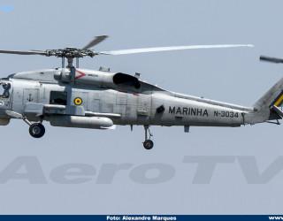 AeroTv - Sikorsky S-70B Seahawk da Marinha N-3034