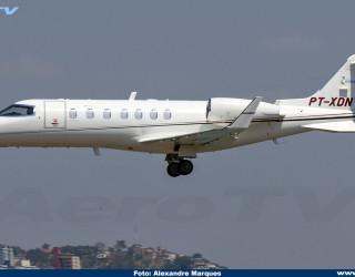 AeroTv - Learjet 40XR PT-XDN