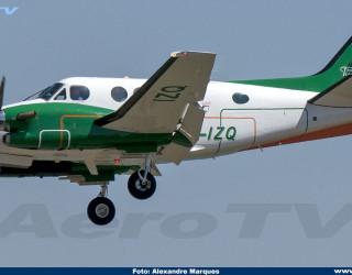AeroTv - Beecht C90A King Air PR-IZQ