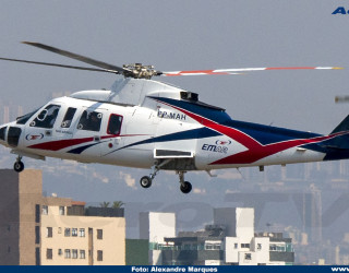 AeroTv - Sikorsky S-76A PP-MAH